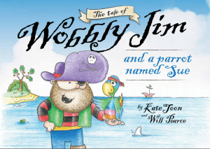Wobbly jim cover