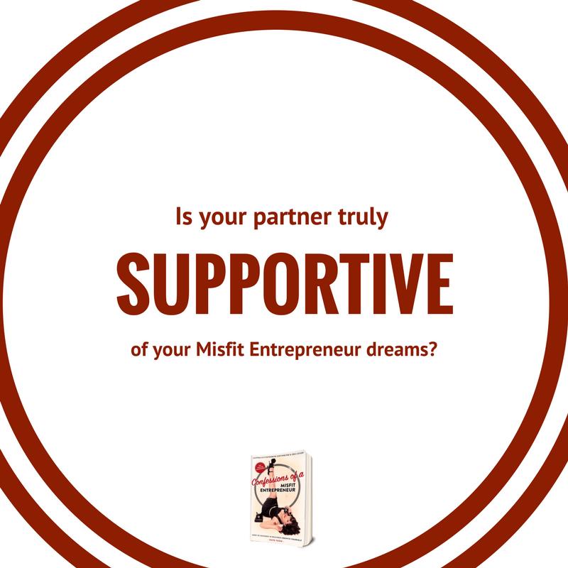 Misfit Entrepreneur support