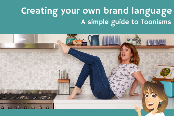 Creating your own brand language