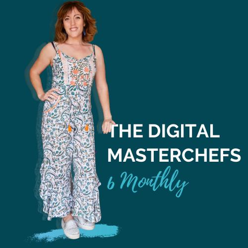 Digital Masterchefs monthly
